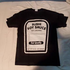Sushi Soy Sauce T-Shirt